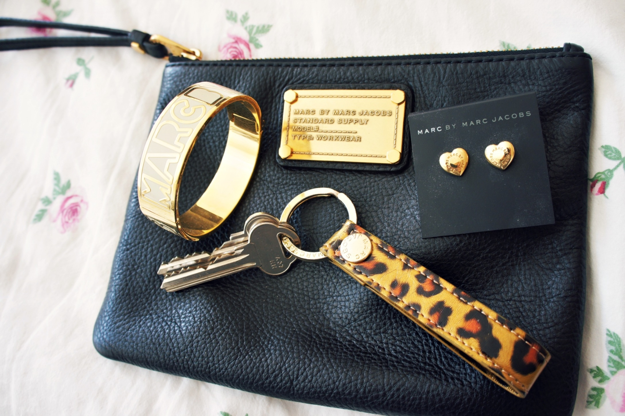 marc by marc jacobs nyckelring